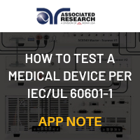Associated Research: How to Test a Medical Device per IEC/UL 60601-1